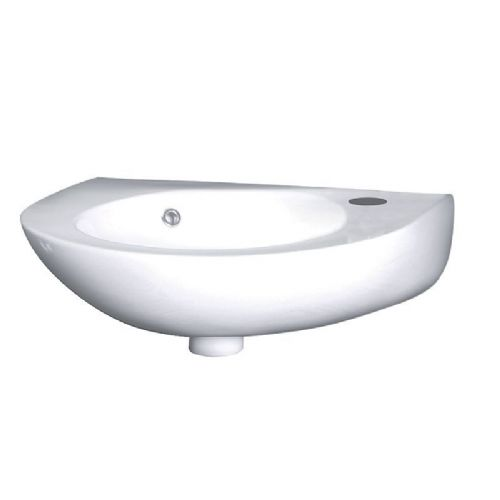 Elite Round Wall Mounted Basin - Various Sizes